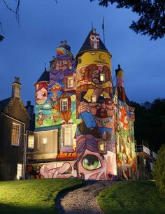 Castle Kelburn Scotland 03