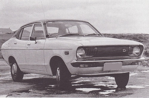 My First Car Datsun