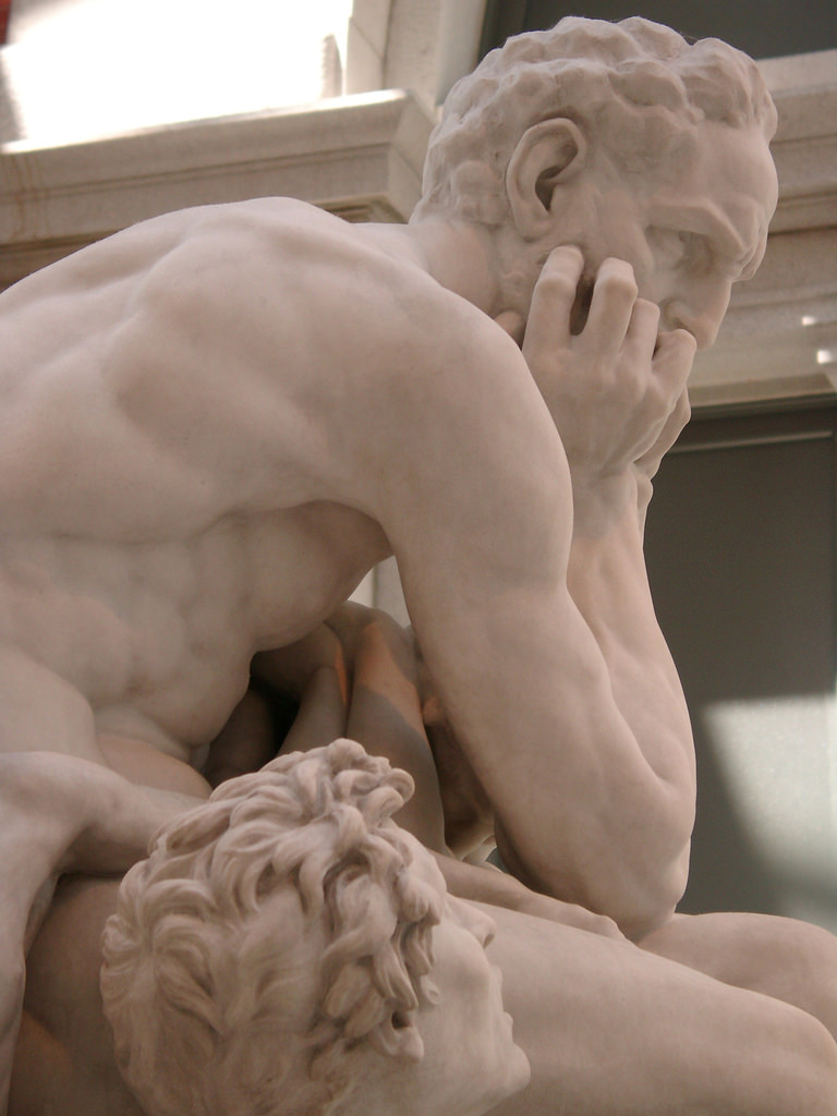 Ugolino and Sons Statue NYC