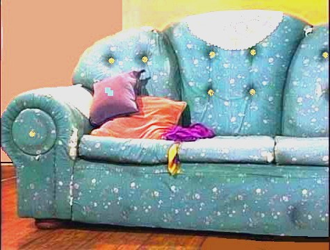 Friends Couch 07