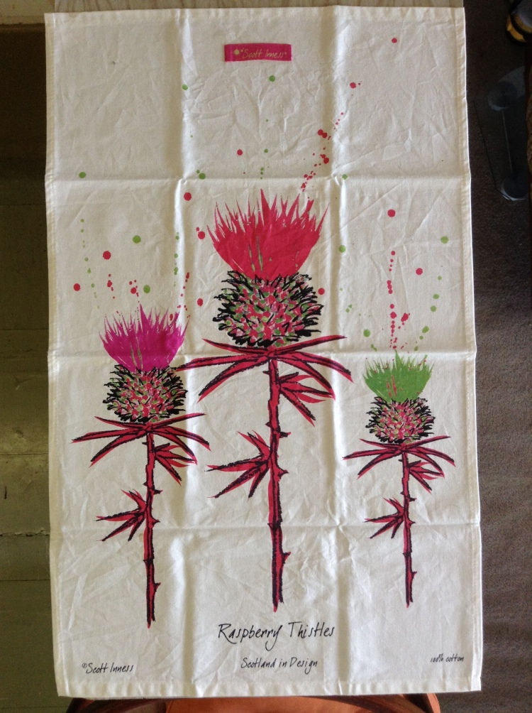Tea Towel Design 04