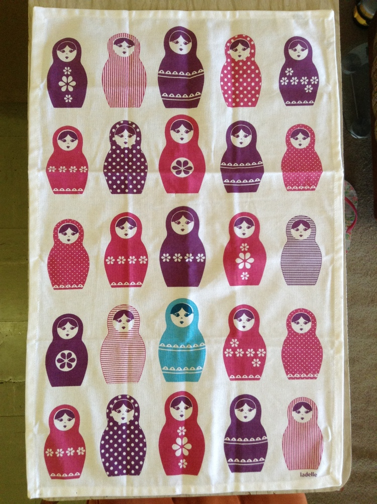 Tea Towel Design 05
