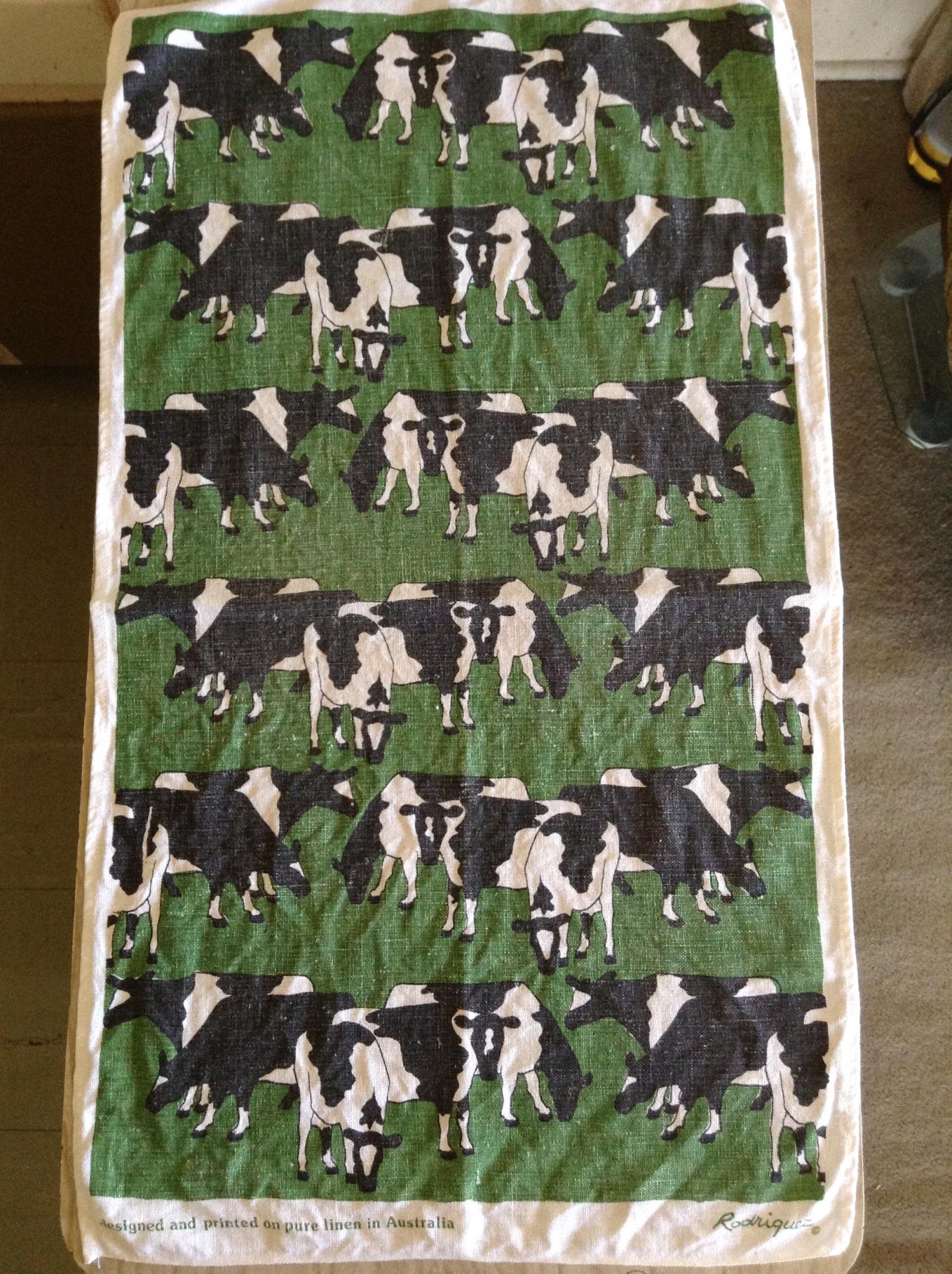 Tea Towel Design 06