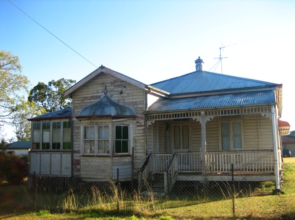 Crime Scene Abandoned House 02