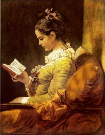 Reading Girl 18