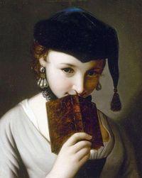 Reading Girl 23
