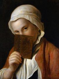 Reading Girl 24