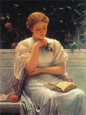 Reading Girl 30