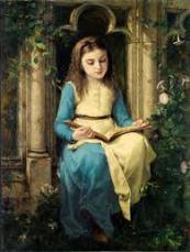 Reading Girl 32