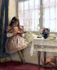 Reading Girl 33