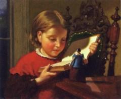 Reading Girl 38