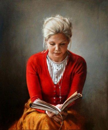 Reading Girl 39
