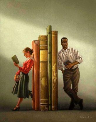 Reading Girl 44