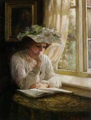 Reading Girl 47