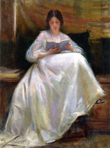 Reading Girl 48