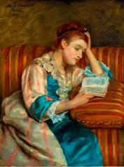 Reading Girl 49