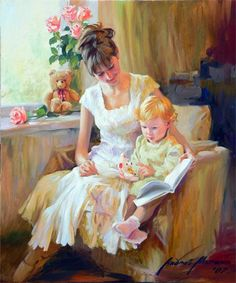 Reading Mother's Day 01