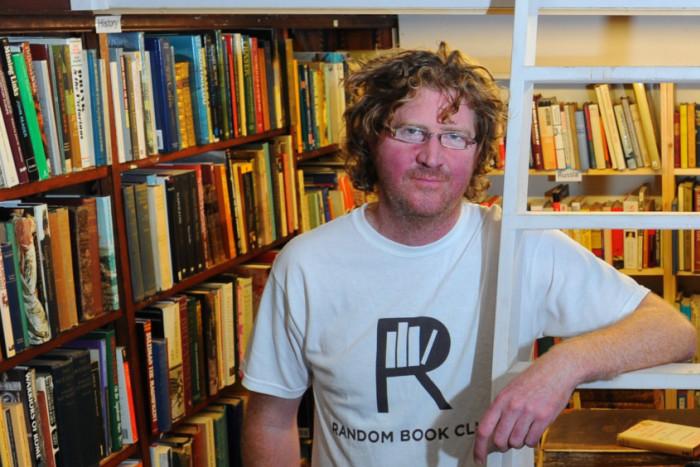 Shaun Bythell Bookshop Owner