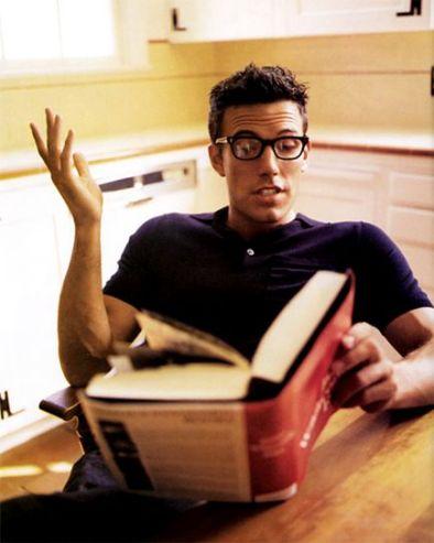 Men Reading Books 04