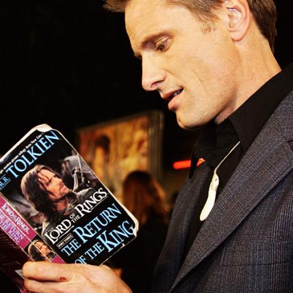 Men Reading Books 09