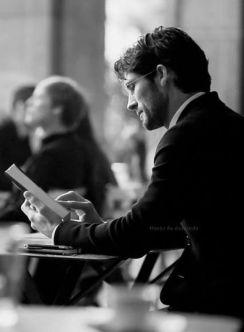 Men Reading Books 11