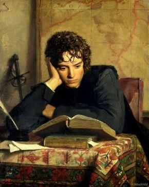 Men Reading Books 14