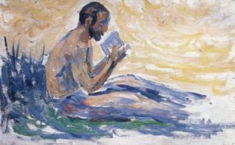 Men Reading Books 22