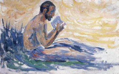 Men Reading Books 22