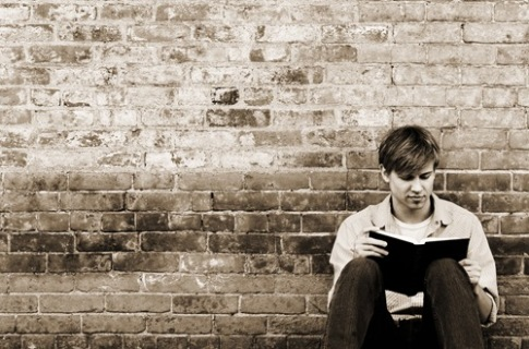Men Reading Books 24