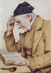 Men Reading Books 25