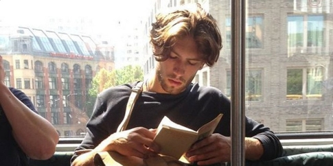 Men Reading Books 35