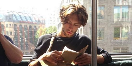 Men Reading Books 35