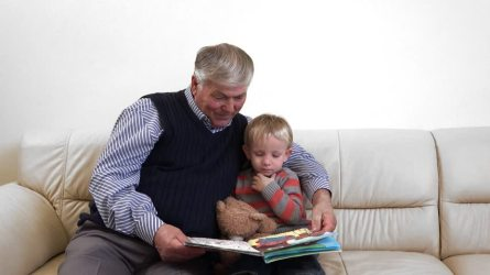 Men Reading Books 36