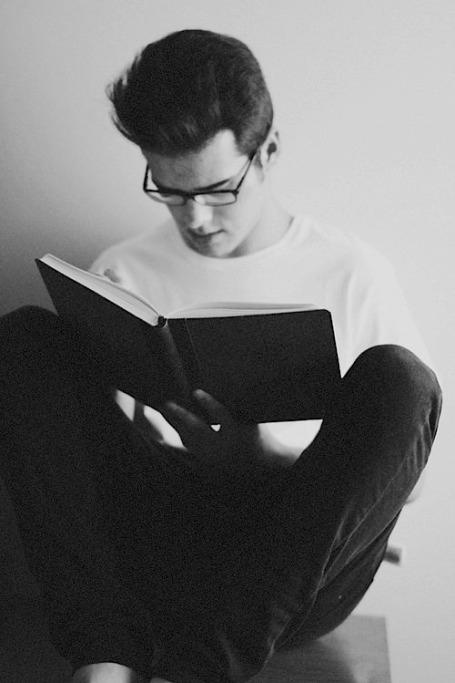 Men Reading Books 37