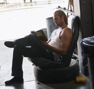 Men Reading Books 39