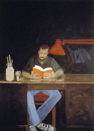 Men Reading Books 43