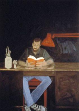 Men Reading Books 43