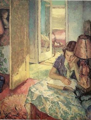 Reading Girl 53
