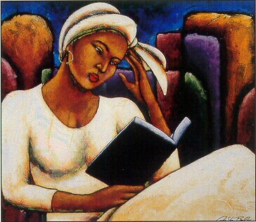Reading Girl 55