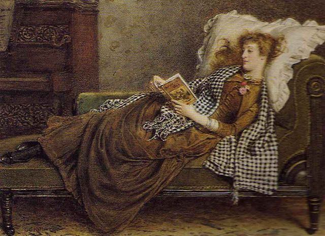 Reading Girl 57