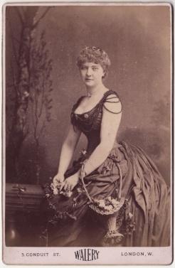 Victorian Gentleman in Black 19