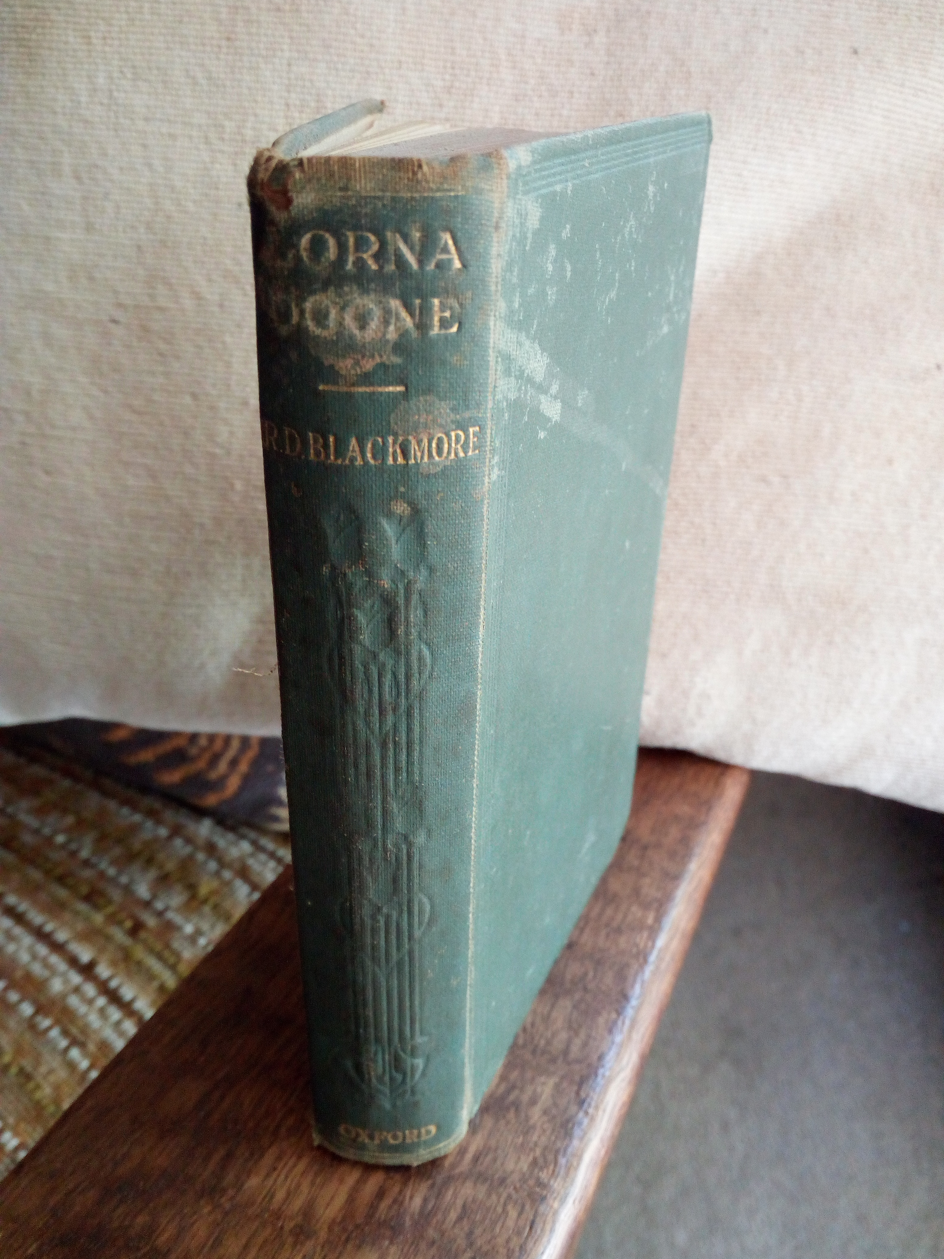 Lorna Doone by R D Blackmore