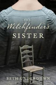 The Witchfinder's Sister Bookcover 01