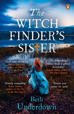 The Witchfinder's Sister Bookcover 03