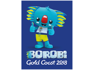 Commonwealth Games Gold Coast 2018 Borobi 02