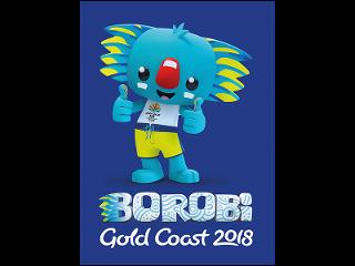 Commonwealth Games Gold Coast 2018 Borobi 02