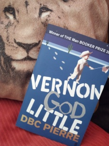 DBC Pierre Vernon God Little Bookcover