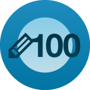 WordPress 100 Posts Milestone