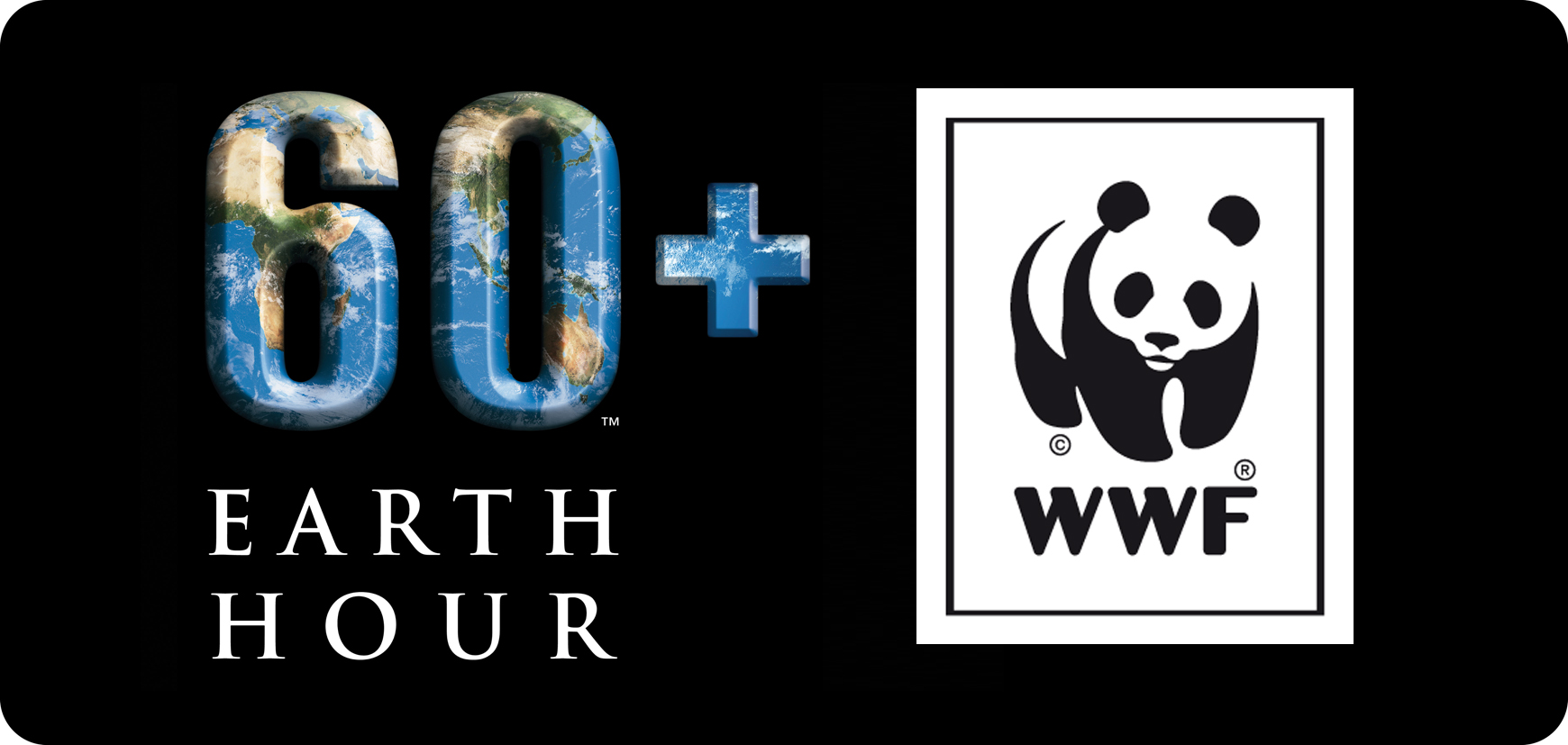 Earth Hour and WWF Logo