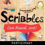 Scribbles Live Round Participant 2018